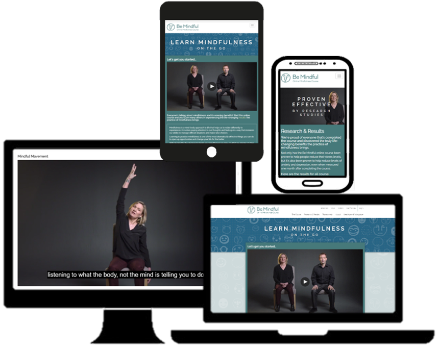 New web app for online mindfulness course launched | Wellmind Media