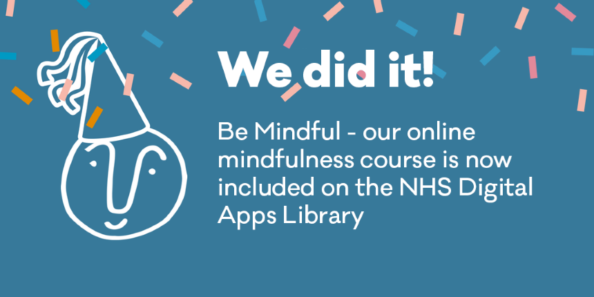 Mindfulness nhs