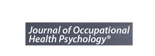 Journal of occ health psych logo